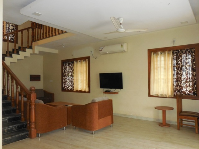 4 Bhk Independent Bungalow with pool for Sale in Porvorim, North-Goa.