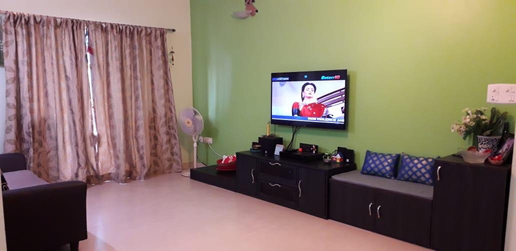 2 Bhk flat 110sqmt, for Sale in Karaswada-Mapusa, North-Goa. (60L)