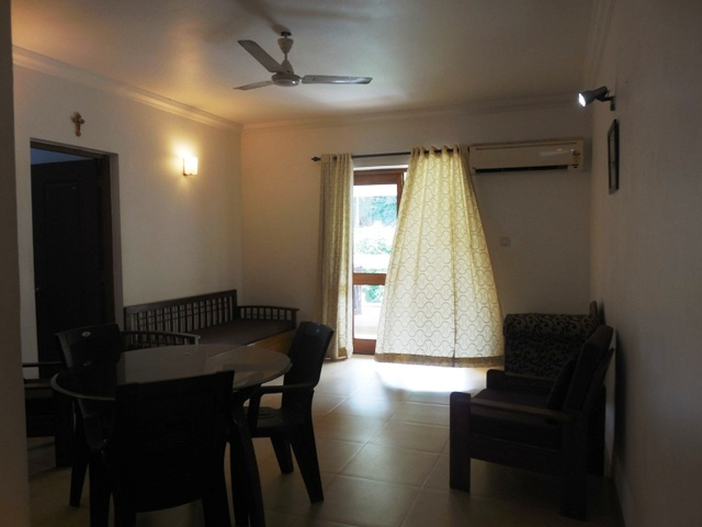 1 Bhk 72sqmt Semi-furnished for Sale in Arpora, North-Goa.(65L)