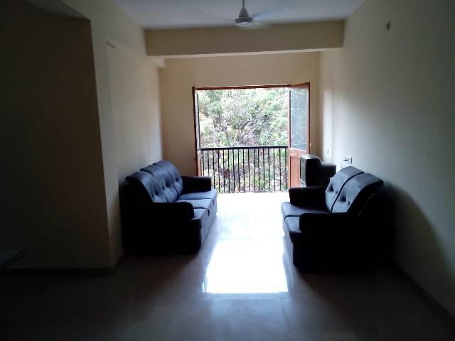 2 Bhk 100sqmt flat Semi-furnished for Rent in St.Cruz, North-Goa.(20k)