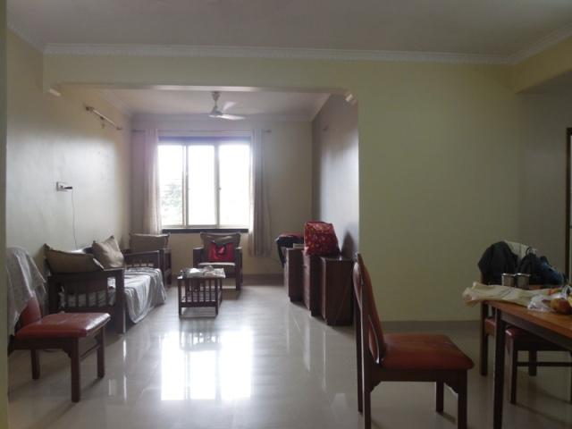 2 Bhk 107sqmt furnished flat for Rent in Porvorim, North-Goa. (25k)