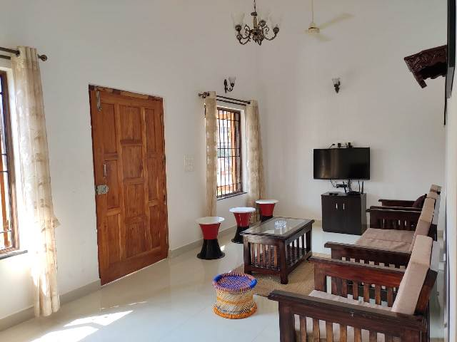 4 Bhk Independent Bungalow furnished for Rent in Assagao, North-Goa.(90k)