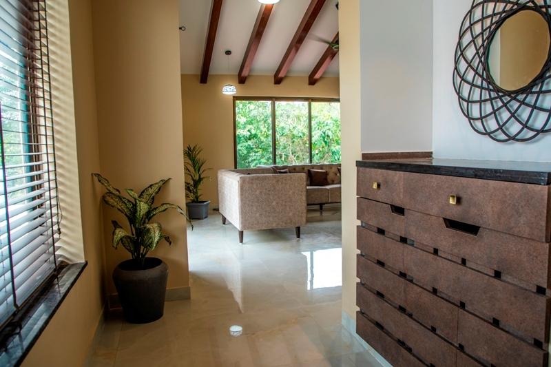 3 Bhk Luxury Penthouse flat with terrace for Sale in Salvador do mundo, Porvorim, North-Goa. (1.05Cr)
