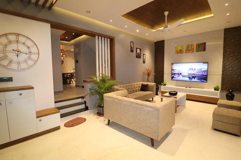 3 Bhk Luxurious  Row Villa for Sale in Salvador do Mundo, Porvorim, North-Goa.(1.68Cr)