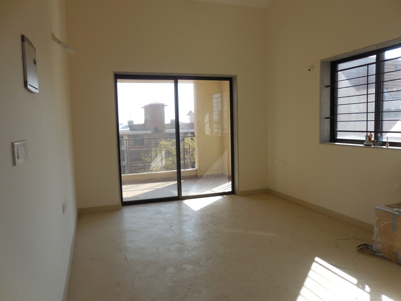 Studio 45sqmt flat for Rent in Old-Goa, North-Goa.(11k)