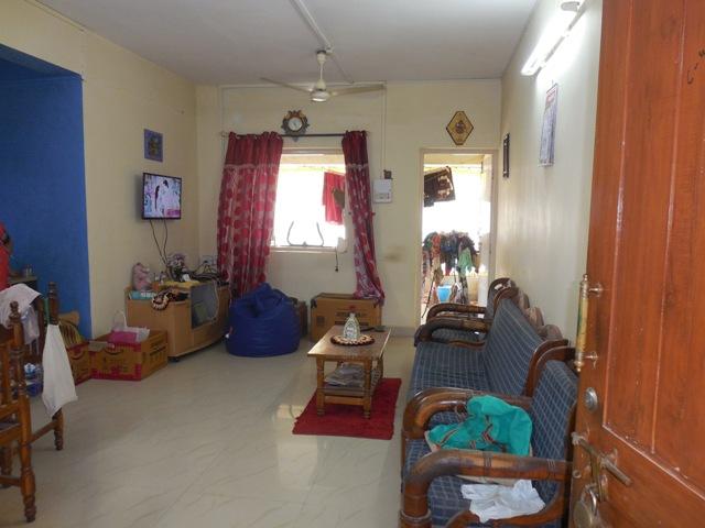 2 Bhk 86sqmt flat furnished for Sale in Porvorim, North-Goa.(42L)