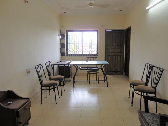 2 Bhk 90sqmt flat Semi-furnished for Rent in Porvorim, North-Goa. (13K)