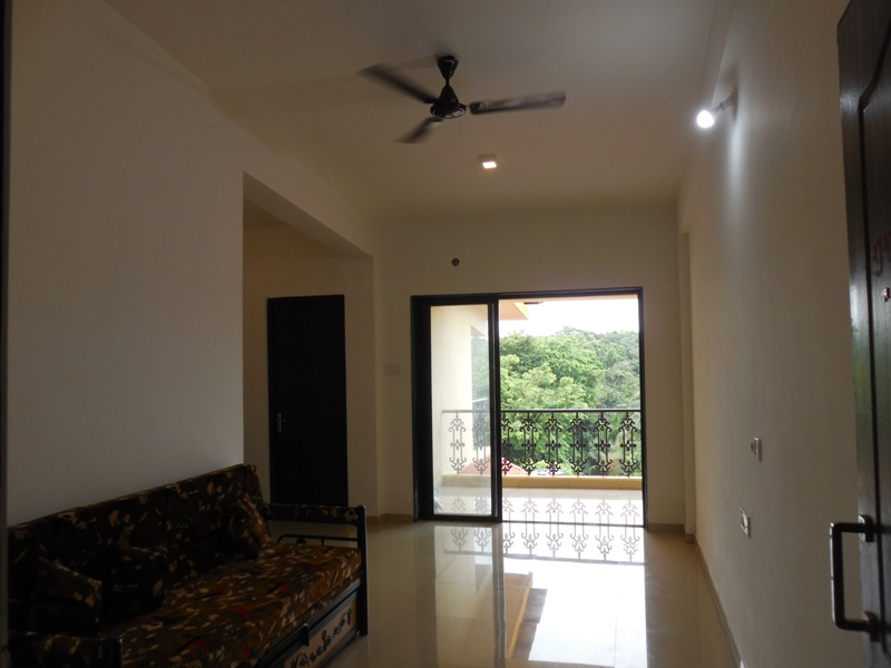 2 Bhk 97sqmt flat for Sale in Thivim-Mapusa, North-Goa.(55L)