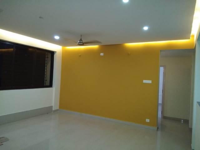 2 Bhk 115sqmt flat Semi-furnished for Rent in Porvorim, North-Goa.(23k)