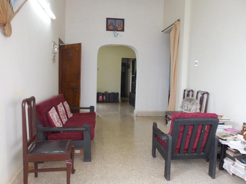 1 Bhk 56sqmt flat for sale in Porvorim, North-Goa.(22L)