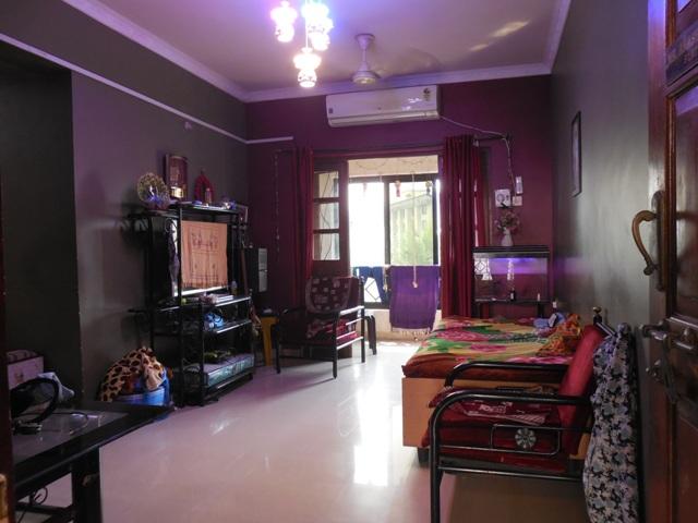 2 Bhk 96sqmt flat for Sale in Khorlim-Mapusa, North-Goa.(56L)