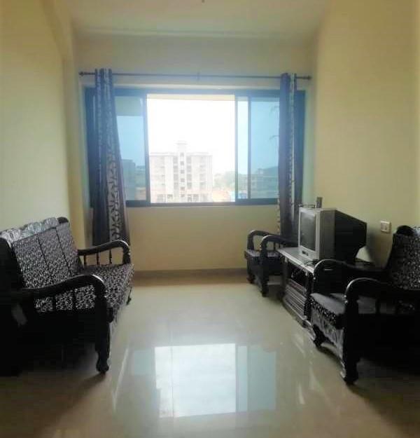 2 Bhk 100sqmt flat furnished for Rent in Old-Goa, North-Goa.(16k)