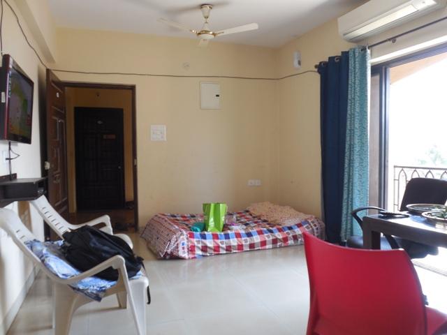2 Bhk 109sqmt flat for Sale in Sangolda, North-Goa.(75L)