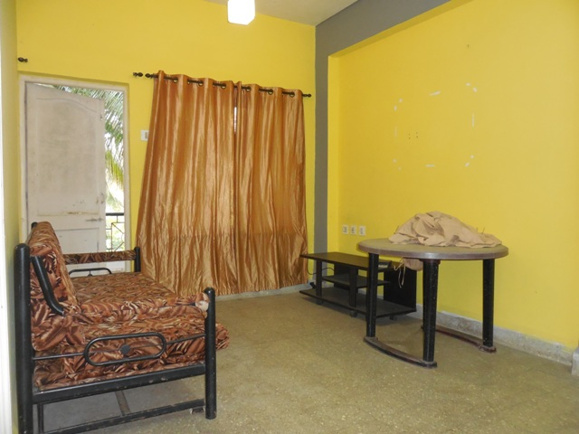 1 Bhk 60sqmt flat Semi-furnished for Rent in Calangute, North-Goa (16k)