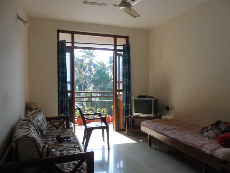 3 Bhk Penthouse 228sqmt with open terrace, Riverview for Sale in Ribandar, North-Goa. (1.02Cr)