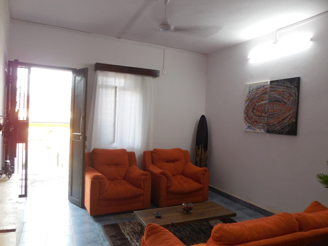 2 Bhk Independent House for Rent in Ribandar, North-Goa.(30k)