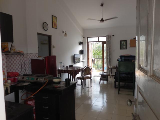 2 Bhk 107sqmt Semi-furnished for Sale in Candolim, North-Goa.(86L)