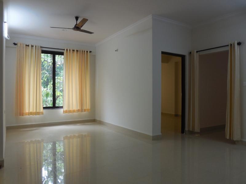 2 Bhk 105sqmt brand new flat for Sale in Porvorim, North-Goa.(67L)