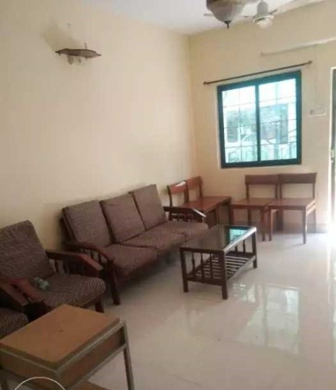 3 Bhk Row Villa for Rent in Merces, North-Goa.(18k)