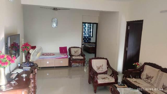 2 Bhk 100sqmt flat furnished for Rent in Betim-Porvorim, North-Goa.(30k)