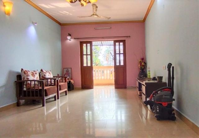 2 Bhk 95sqmt flat for Sale in St.Cruz, North-Goa.(57L)