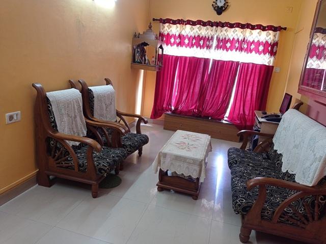 2 Bhk 83sqmt flat for Sale in St.Cruz, North-Goa.(48L)