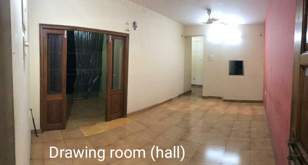 2 Bhk 86sqmt flat for Rent in St.Cruz, North-Goa.(18k)