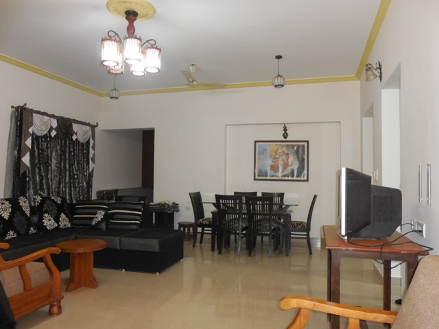 3 Bhk 140sqmt Row House furnished for Rent in Karaswada-Mapusa, North-Goa.(20k)