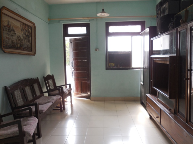 2Bhk 80sqmt flat furnished in Panjim, North-Goa.(20k)