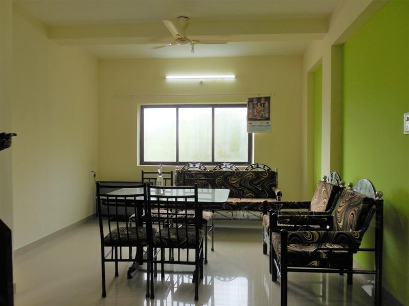 3Bhk 120sqmt Duplex flat Fully furnished for Rent in Porvorim, North-Goa.(30k)