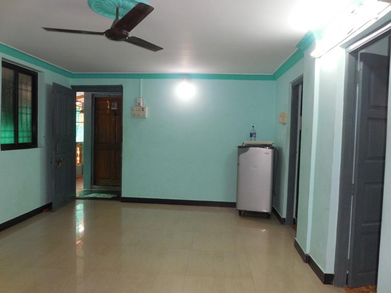 2 Bhk 42sqmt flat for Rent in Porvorim, North-Goa.(10k)