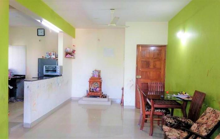 2Bhk 104sqmt Flat for Sale in Karaswada-Mapusa, North-Goa (46.50L)