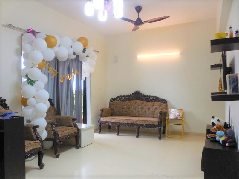 2 Bhk 105sqmt flat Semi-furnished for Sale in Old-Goa, North-Goa.(57L)