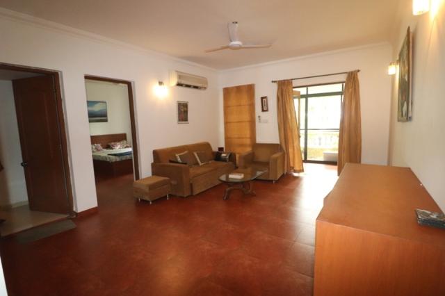 3 Bhk 144sqmt flat Semi-furnished for Sale in Arpora, North-Goa.(1.50Cr)