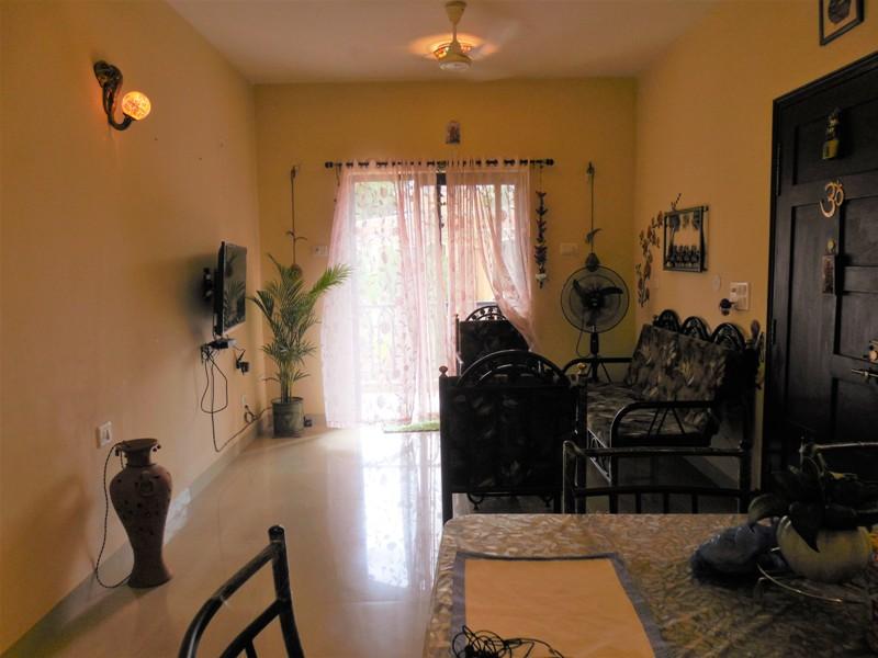 2 Bhk 99sqmt flat for Sale in Sangolda, North-Goa.(72L)