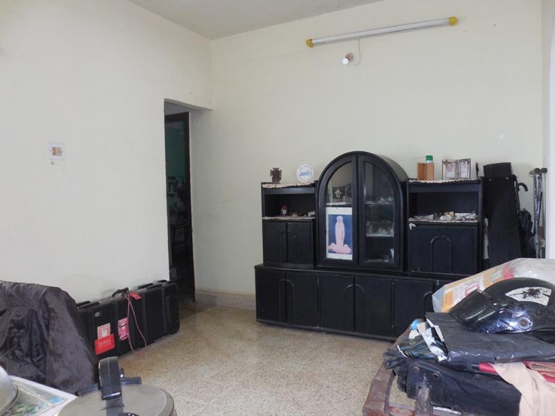 Studio flat 57sqmt with terrace for sale in Porvorim, North-Goa.(18L)