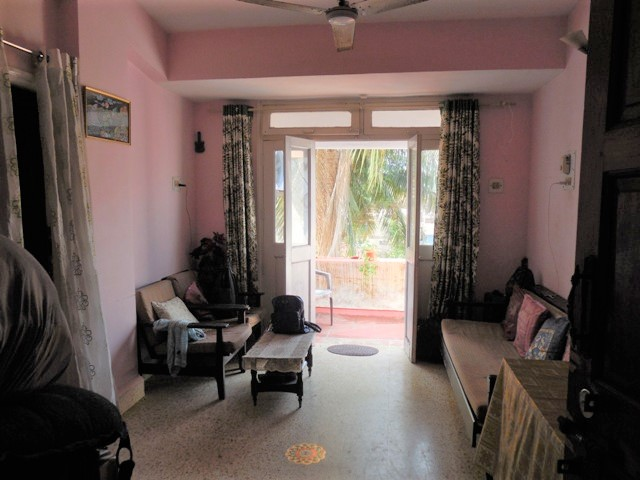 1Bhk 59sqmt flat with terrace for Sale in Calangute, North-Goa.(30L)