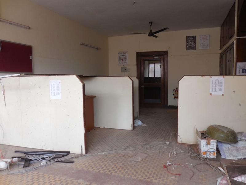 60sqmt Office premises for Rent in Panjim, North-Goa.(33k)
