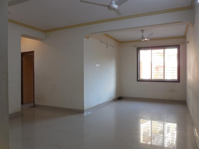 2 Bhk 107sqmt flat Unfurnished in Porvorim, North-Goa.(20k)