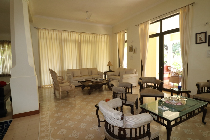 4 Bhk Independent Villa for Rent in Moira-Mapusa, North-Goa.(1L)