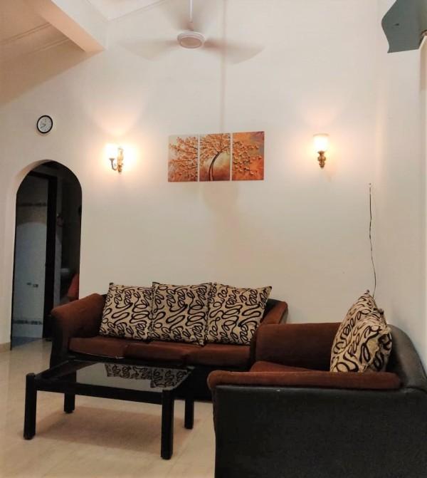 2 Bhk 85sqmt flat Semi-furnished for Rent in Porvorim, North-Goa (22k)