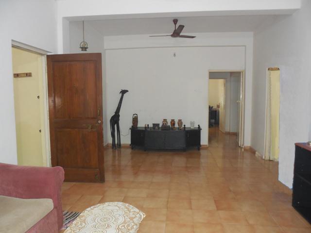 3Bhk 106sqmt Ground Floor flat for Sale in Porvorim, North-Goa. (50L)
