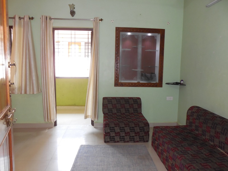 2 Bhk 97sqmt flat Semi-furnished for Rent in Betim, North-Goa (15k)