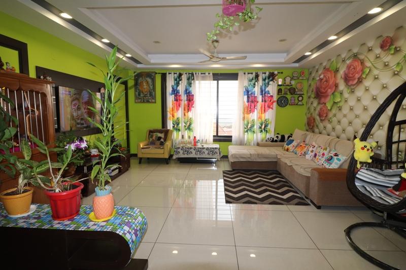 3 Bhk 356sqmt Penthouse for Sale in Porvorim, North-Goa (1.43Cr)