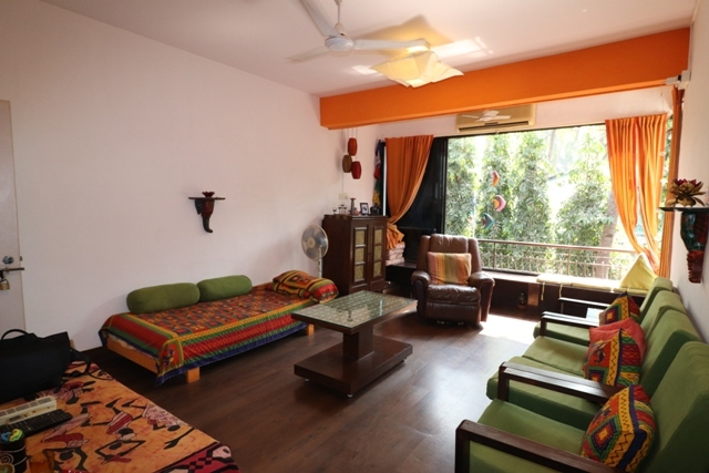 2 Bhk 88sqmt flat furnished for Sale in Candolim, North-Goa.(60L)