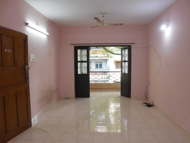 2 Bhk 90sqmt flat unfurnished for Rent in Mapusa, North-Goa.(14k)