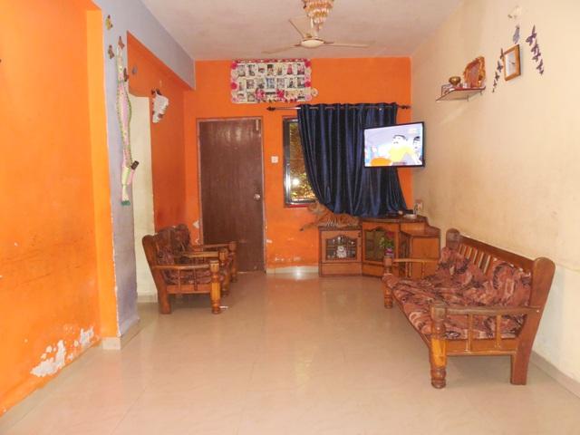 2 Bhk 90sqmt flat for Sale in Mapusa, North-Goa. (40L)