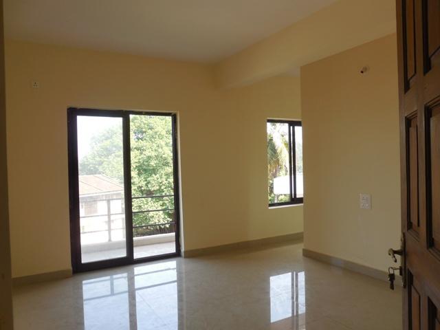 1 Bhk 63sqmt flat, unfurnished for Sale in Duler-Mapusa, North-Goa.(36L)