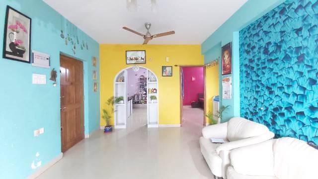 2 Bhk 104sqmt flat for Sale in Mapusa, North-Goa.(60L)