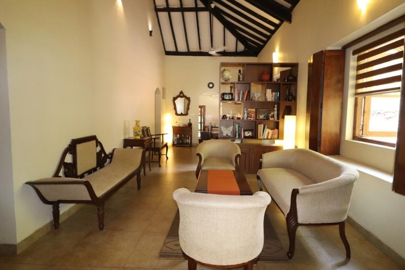 4Bhk Independent Bungalow furnished for Sale in Divar-Ribandar, North-Goa.(3.75Cr)